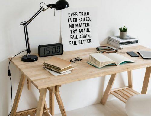 5 Rahasia Menata Ruang Kantor di Rumah yang Penuh Gaya dan Terorganisir