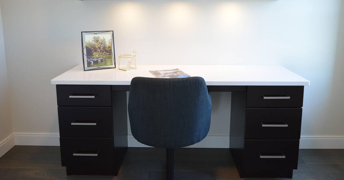 Ruang Kantor di Rumah